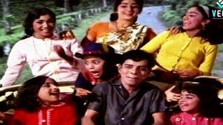 Kadavul Orunaan Ulagai - Gemini Ganesan   Kanchana   Nagesh   Music By Viswanathan   Shanthi Nilayam