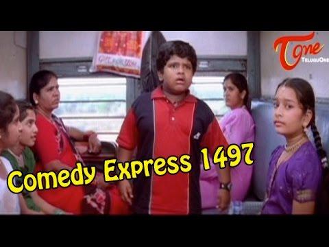 Comedy Express 1497    B 2 B    Latest Telugu Comedy Scenes    TeluguOne
