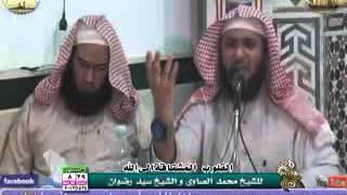 لحظة إحتضار بن عثيمين وبن باز .. وماذا قالوا ؟؟ الشيخ محمد الصاوي