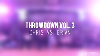 Jr. Break Top 4 - Chris vs. Brian | Throwdown Vol. 3