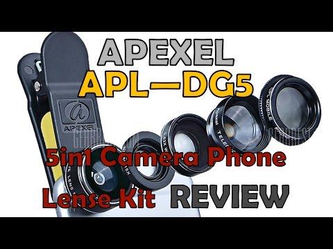 APAXEL APL DG5 Overview Review
