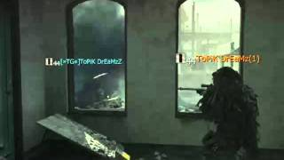 ToPiK DrEaMzZ - MW3 Game Clip