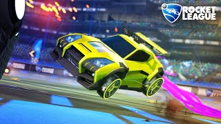 Trying the most overpowered cars in Rocket League HD Video Download
