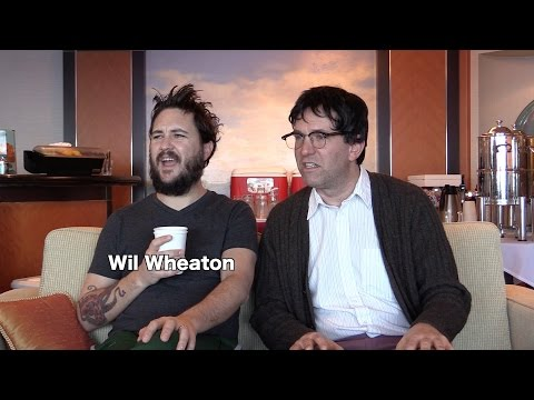 Yeshmin interviews Wil Wheaton