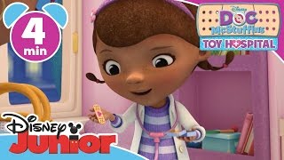 Doc McStuffins: Toy Hospital | Welcome to McStuffinsville! | Disney Junior UK