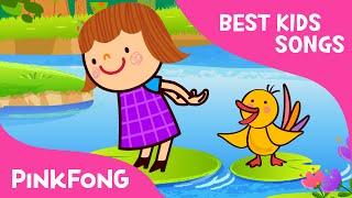 Six Little Ducks   Best Kids Songs   PINKFONG Songs for Children