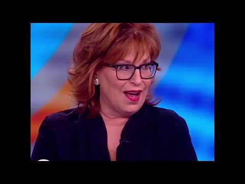Xxx Mp4 Joy Behar Knows Way Too Much About Animal Mating Habits The View 3gp Sex