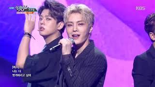 뮤직뱅크 Music Bank - INTRO + 거꾸로(Upside down) -빅플로(Bigflo) .20180907