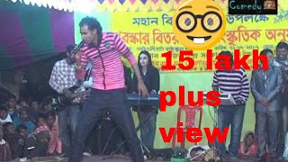 Live Stage Show by Chikon Ali |new|শুধু টিভি ও সিনেমায় নয় ,স্টেজ শোতে্ ও দাপট  দেখুন চিকন আলীর