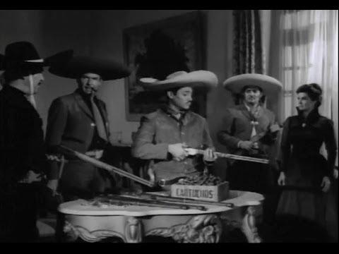 Los 4 Juanes película completa Antonio Aguilar