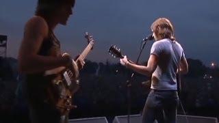Kings of Leon - Glastonbury 2004