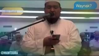 Great Extra Talented Imam Chatting While doing Namaz