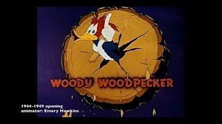 Woody Woodpecker Animation