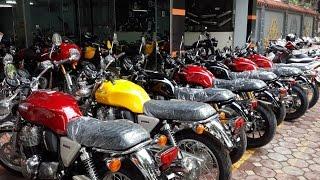 Số lượng lớn Honda CB1100 EX & RS lần thứ 3 đổ bộ Việt Nam [Motor Đức Quảng Ngãi]
