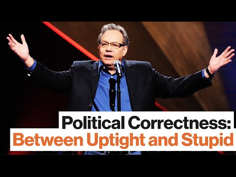 Lewis Black Political Correctness is Between Uptight and Stupid