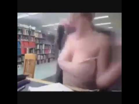 Girl shows off her tits! Wtf?!?!?!