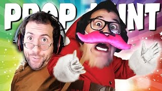 A CHRISTMAS MIRACLE!!   Prop Hunt #40