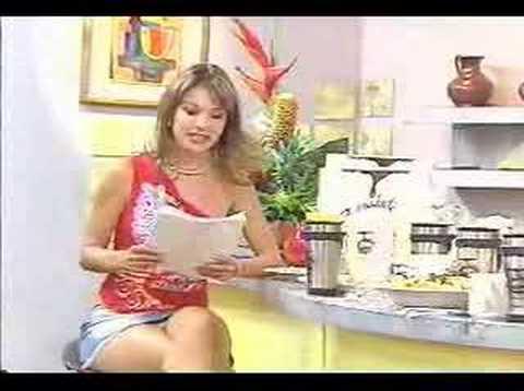 Ingrid Coronado Enseñando Sus Encantos