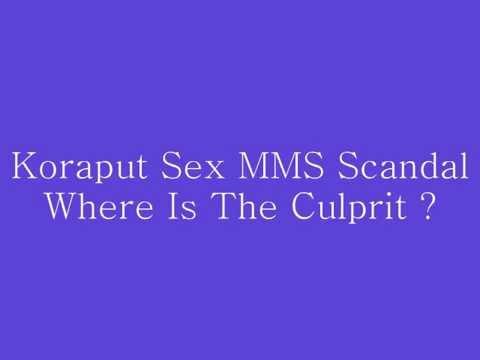 Koraput Sex MMS Scandal