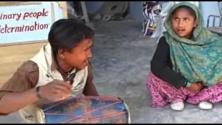 New Kumaoni song on dholak (पहाड़ी लोक गीत ढोलक के साथ)