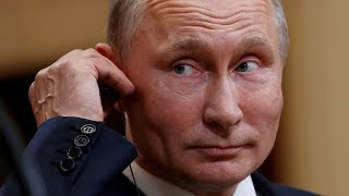Putin comes home to praise in Moscow, after the Helsinki meeting with Trump