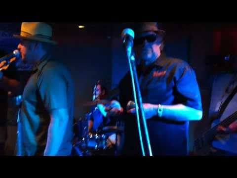 Danny Taylor  on the Blues Cruise with John Nemeth and Kid Anderson