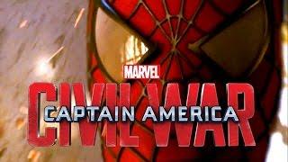 How Marvel Should Reveal Spider-Man in Civil War Trailer