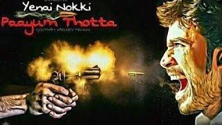 Ennai nokki payum thotta Movie 2016 | Dhanush