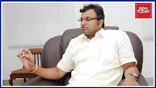 Madras HC Adjourns Karti Chidambaram Plea Seeking Quashing Of CBI Case Against Him