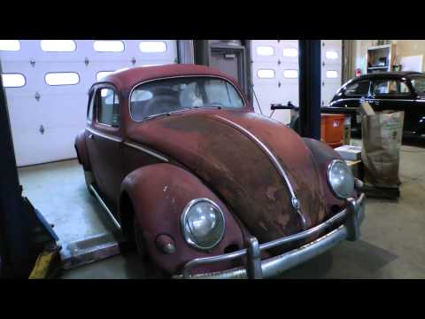 Xxx Mp4 How To Buy A Vintage Classic VW Beetle Bug Reloaded PT 6 3gp Sex