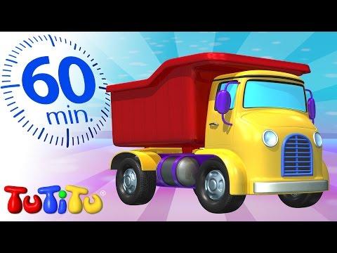 Caminhão TuTiTu E Outros Brinquedos Incríveis Especial de 1 Hora