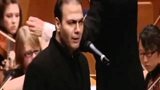 """ Rumi Poem Symphony "": Hooshang Kamkar & Alireza Ghorbani علیرضا قربانی و کامکار"