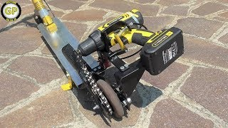DIY ELECTRIC SCOOTER