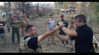 Fastest Gun Disarm Man In Iraq Sinjar building Morale for those fighting Evil Extremist!
