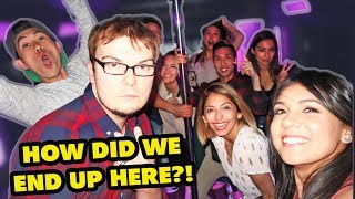 HANGIN' WITH JK NEWS... IN VEGAS!  | Nikki In Real Life