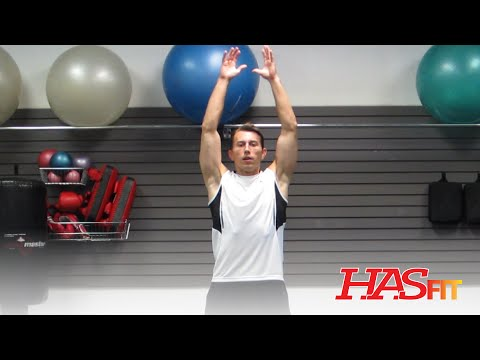 Dynamic Stretching Warm Up Exercises Before Workout - Warmup Workout Routine Stretches