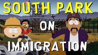 The Politics of South Park: Immigration