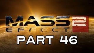 Mass Effect 2 Gameplay Walkthrough - Part 46 Samara Let's Play
