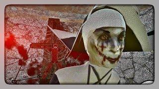 МОНАШКА КУРИЛЬЩИКА! ✅ Evil Sister Nun Прохождение