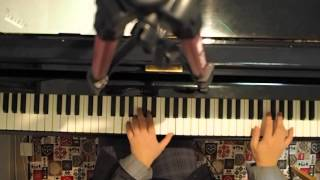 Paint My Heart Red -Keith Jarret- Transcription