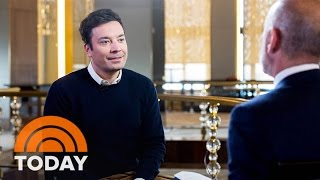 Jimmy Fallon: Donald Trump Will Tweet As I Host Golden Globes | TODAY