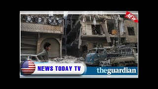 Syria: at least 14 civilians killed in air strikes by government forces  NEWS TODAY TV