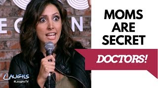 Melissa Shoshahi - Moms are secret doctors!