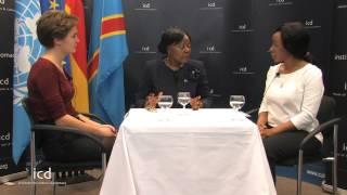 Kamanga Clementine Shakembo, Ambassador of the Democratic Republic of the Congo to Germany
