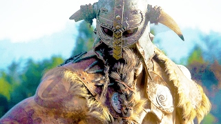FOR HONOR All Cutscenes Full Movie 2017 Vikings/Samurai/Knight