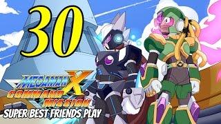 Best Friends Play Megaman X: Command Mission (Part 30)