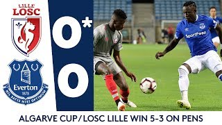 LILLE *0-0 EVERTON | PENALTY DRAMA IN PORTUGAL!