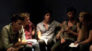 Interview with: A Rocket To The Moon 7/27/10