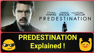 Predestination Movie Explained in Hindi