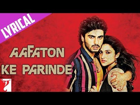 Xxx Mp4 Lyrical Aafaton Ke Parinde Song With Lyrics Ishaqzaade Arjun Kapoor Parineeti Kausar Munir 3gp Sex
